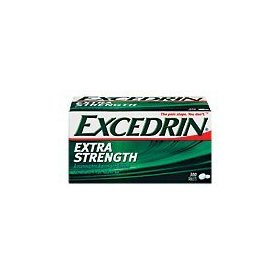 Excedrin extra strength pain reliever - 300 tablets value pack