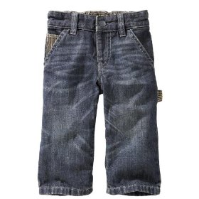 Gap railroad utility jeans