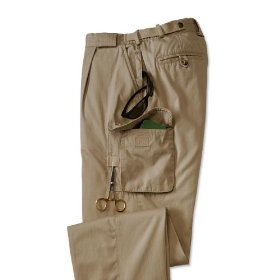14-pocket expedition poplin pants