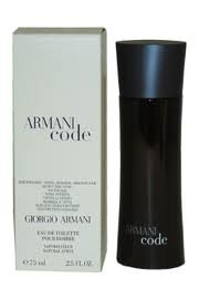 ARMANI CODE Men TESTER Eau de Toilette 2.5 Spray