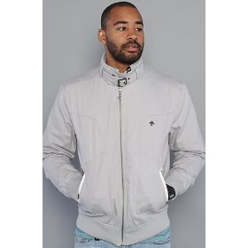 Lrg the triumph jacket in light ash,jackets for men