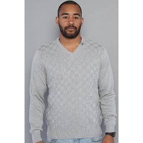 Lrg the shaken not stirred sweater in ash heather,sweaters for men