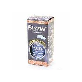 Fastin rapid fat loss thermogenic intensifier dietary supplement 60 tablets