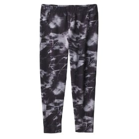 Girls' xhilaration® gray tie dye skinny leggings