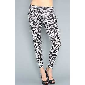 *nyc boutique the jungle pant in zebra gray,pants for women
