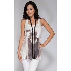 Forplay francesca - sleeveles top by forplay