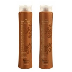 Brazilian blowout acai anti-frizz shampoo 12oz + conditioner 12oz duo.