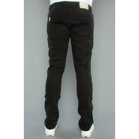 Altamont the a. reynolds alameda signature jean in worn black,denim for men