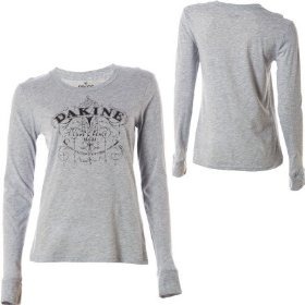 Dakine paradise t-shirt - long-sleeve - women's