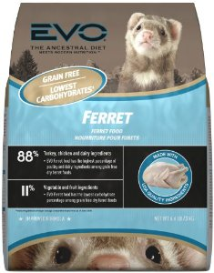 EVO Ferret Food - 6.6 lb