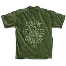 Quiksilver teen spirit t-shirt - men's