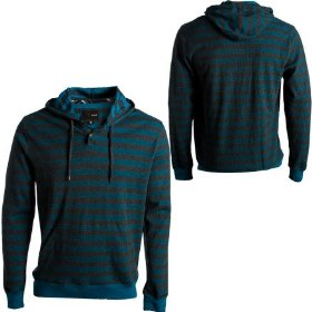 Hurley one up hooded thermal sweatshirt - men's