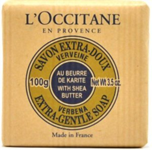L'occitane Shea Butter Verbena Soap 3.5 Oz