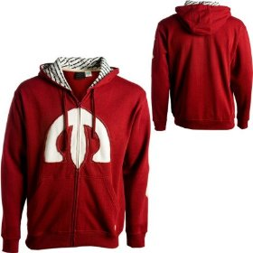 Oakley arctic logo full-zip hooded sweatshirt - men's