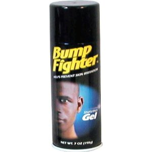Bump fighter shaving gel 7 oz.