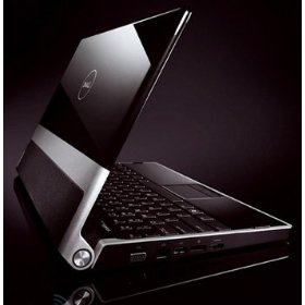 Dell studio xps 13 (1340) laptop - obsidian black color, intel core 2 duo p8600 (3mb cache/2.4ghz/10