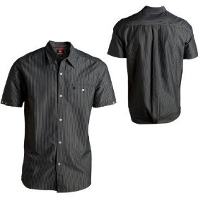 Quiksilver buzz shirt - short-sleeve - men's
