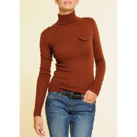 Mango women's relaxed-fit turtleneck