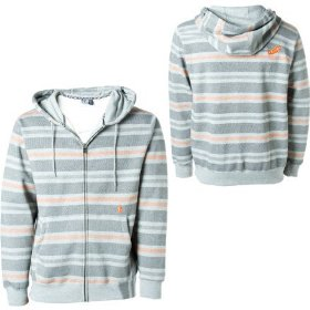 Volcom easy basic full-zip hooded sweatshirt - men's