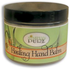 Healing Hand Balm by Simply Pure