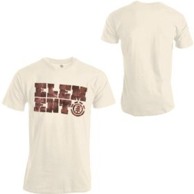 Element metal t-shirt - short-sleeve - men's