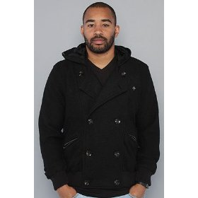 Lrg the hard boiled jacket in black,jackets for men
