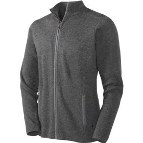 Smartwool old stage full-zip sweater - men's