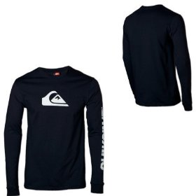 Quiksilver mountain wave t-shirt - long-sleeve - men's