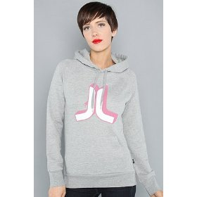 Wesc the icon shade pullover hoody in gray hood ,sweatshirts for women