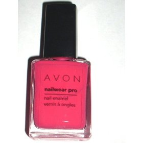 Nailwear pro nail enamel in powerful pink