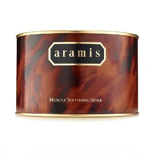 Aramis muscle soothing soak 17.6 oz (500 g)