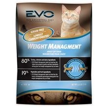 Evo Weight Management Dry Cat Food 15.4lb