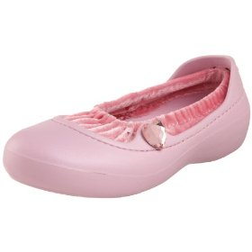 Crocs toddler/little kid sophia flat