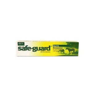 Intervet Safeguard Dewormer Paste for Horses, 25gm