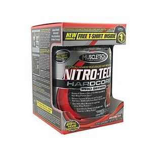 Muscletech nitro tech pro series chocolate