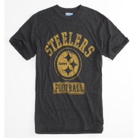Junk food steelers triblend tee