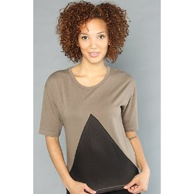 Lifetime collective the spaceship crew,tops (l/s) for women