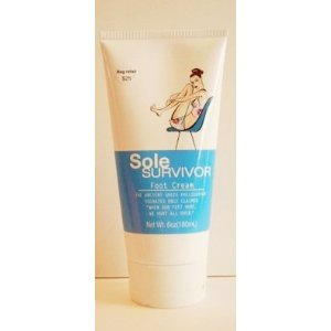 Dermapeutics sole survivor foot cream