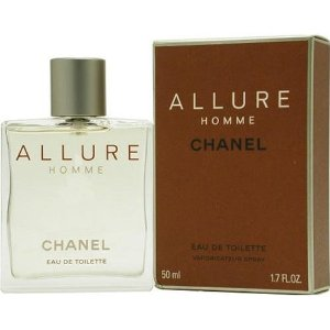 ALLURE by Chanel Eau De Toilette Spray 1.7 oz Men
