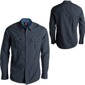 Quiksilver tyler shirt - long-sleeve - men's