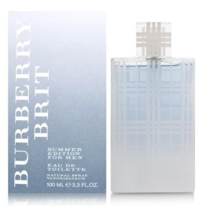 Burberry Brit Summer Cologne by Burberry for men Colognes