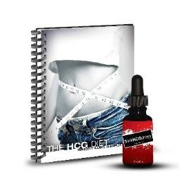 23 day hcg drops - complete kit