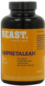 Ultralab Nutrition Amphetalean Extreme, 90-Count
