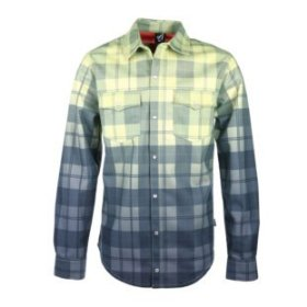 Volcom faded western shirt - long-sleeve - men's