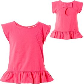 Roxy yowzers top - short-sleeve - toddler girls'