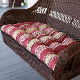 Casco bay porch swing cushion - cwr017