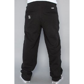 Lrg core collection the grass roots sweatpant in black,pants for men