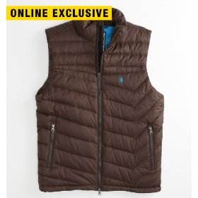 Volcom puff puff give vest