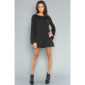 Rvca the mckenna dress in black,dresses for women