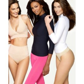 Shape fx sleek and seamless high waist panty